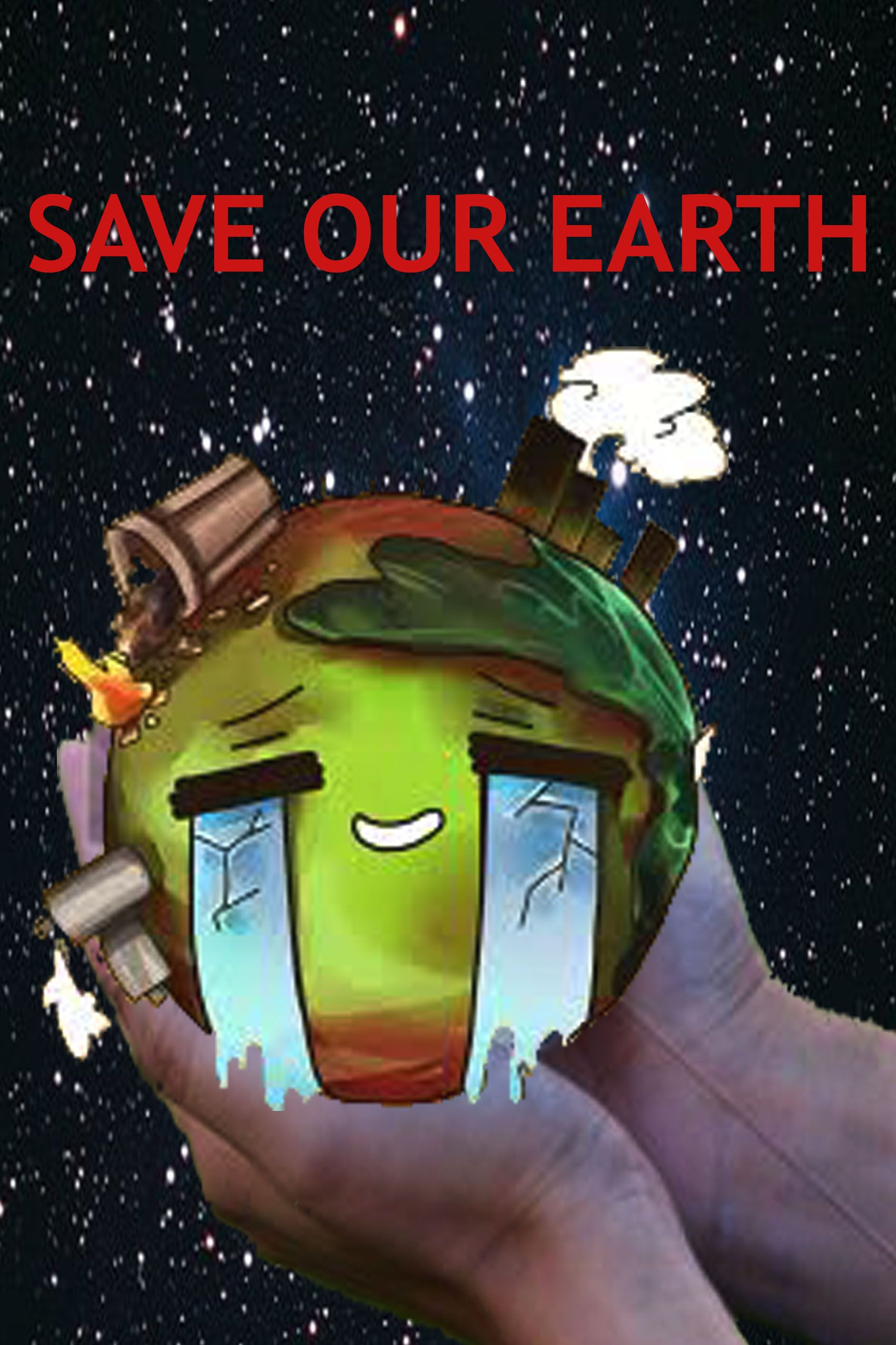 Poster design on save earth - Save Our Earth Poster By Ghina98 On Deviantart