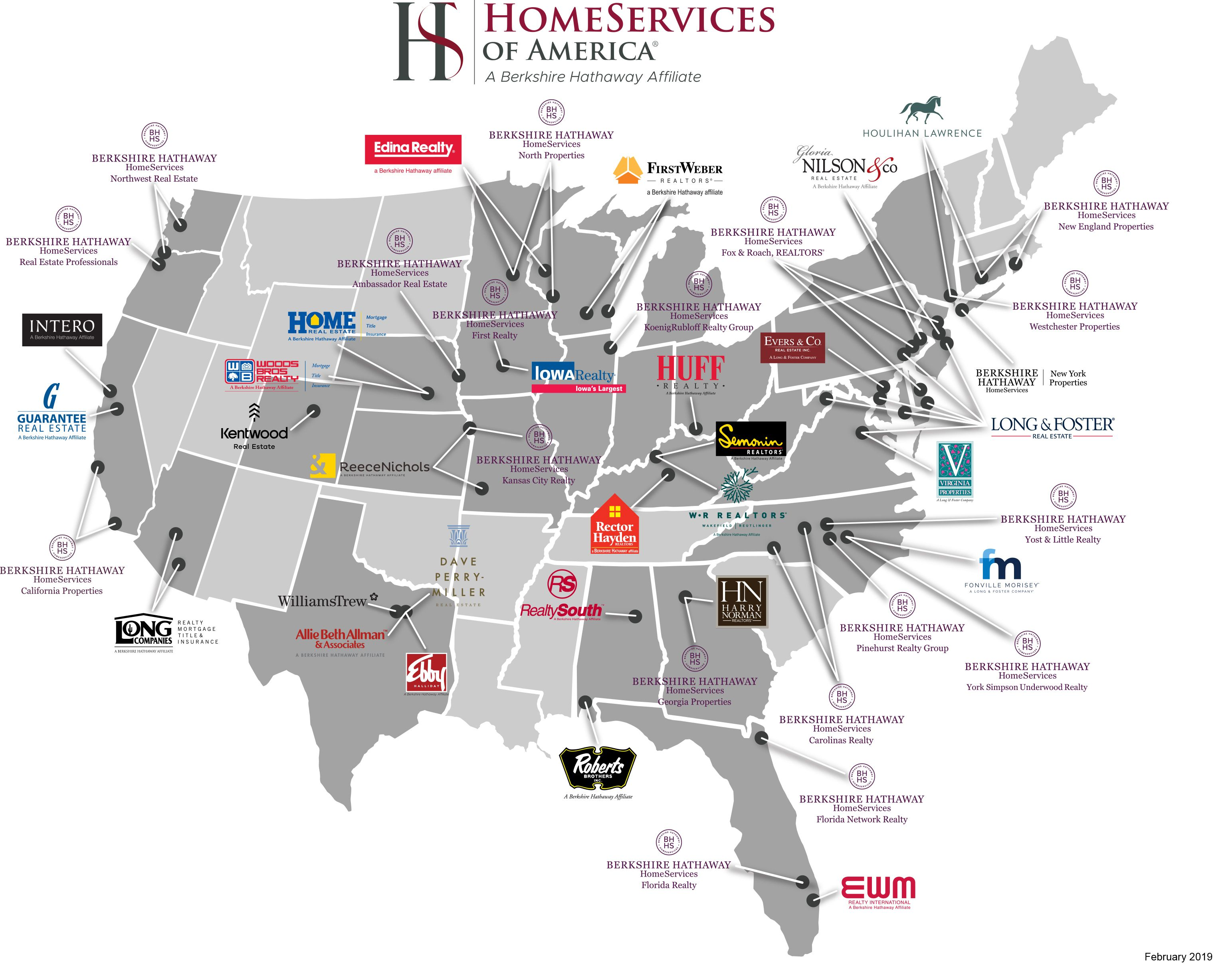 Homeservices Of America Is Now The Country S Largest Real Estate