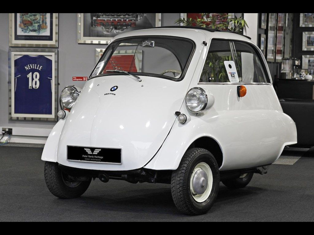 1960 BMW ISETTA LHD for sale  Classic Cars For Sale UK  Cindy