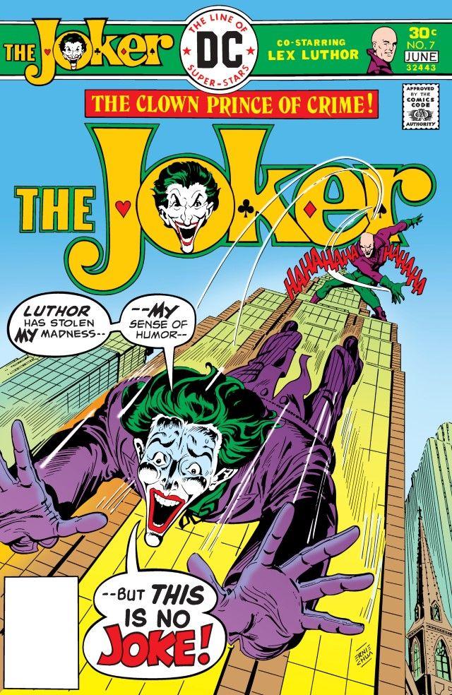 Joker Vol 1 7 Batman comic books, Dc comic books, Joker