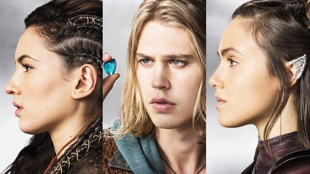 """The Chosen"" · The Shannara Chronicles · TV Review The Shannara Chronicles replaces fantasy folksiness with grave-faced sexiness · TV Club · The A.V. Club"