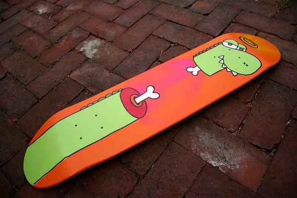 Beautiful Skateboard Deck Designs Skateboard Decks