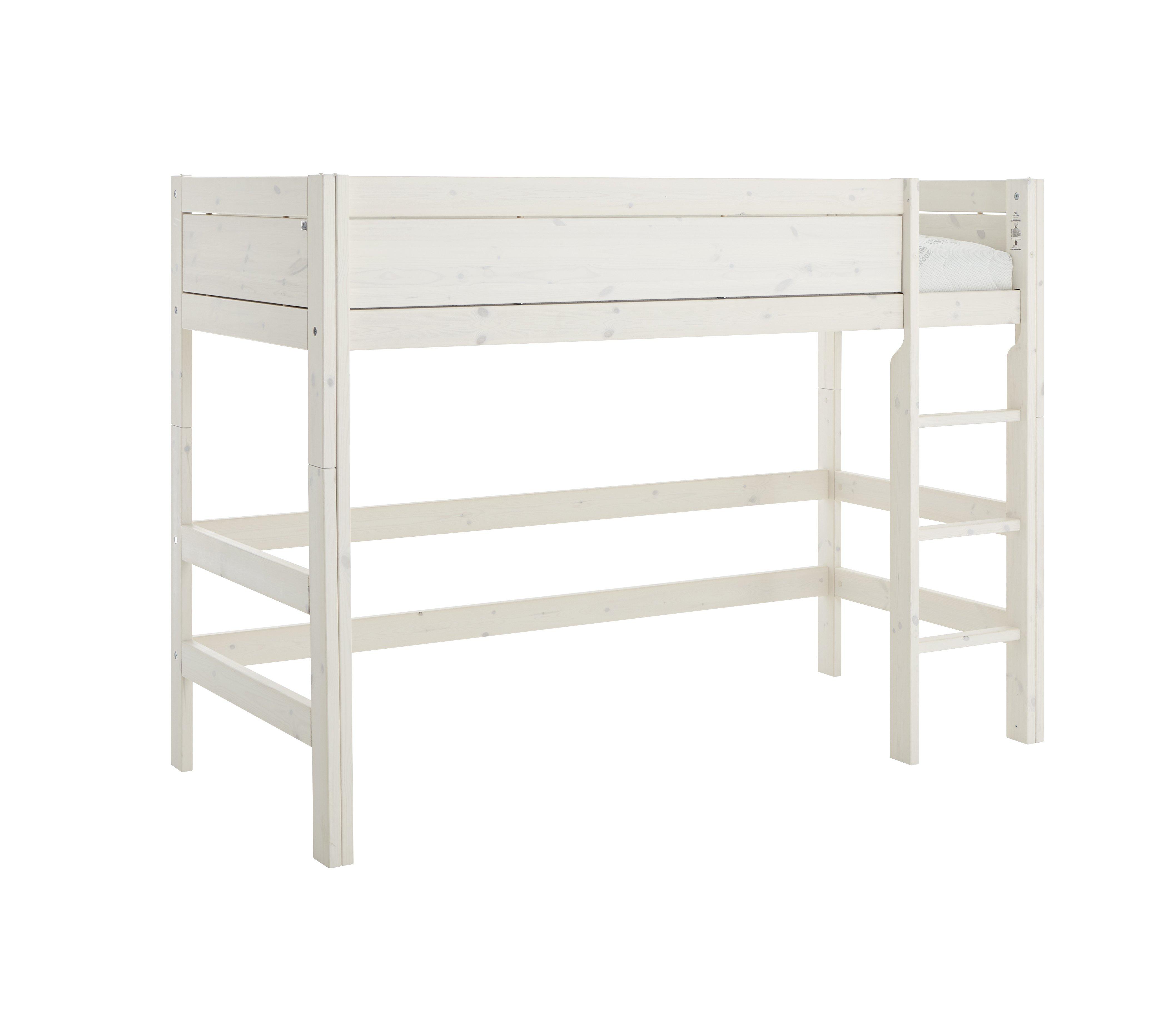 Corner bunk loft bed in 2020 Loft bed, Low loft beds
