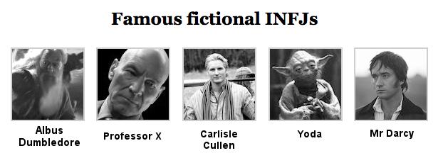 Famous Infj Fictional Characters - #traffic-club