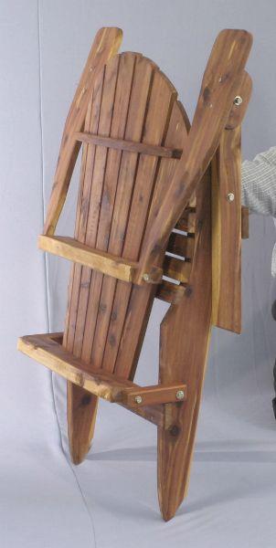 adirondack folding chair cedar outdoor furniture pinterest adirondack st hle stuhl und. Black Bedroom Furniture Sets. Home Design Ideas