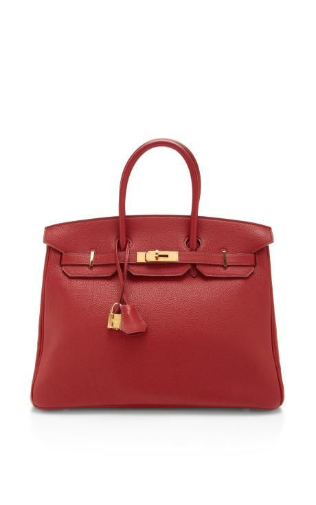 Hermes 35Cm Rouge Garance Togo Leather Birkin by Heritage Auctions Special  Collections for Preorder on Moda 9bfb0230ef