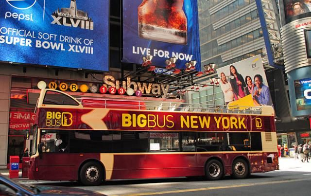 5 Best Bus Tours In New York City New York Tours Nyc Tours Nyc