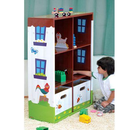 casa grande Niostecnicas Pinterest Muebles infantiles Cartn