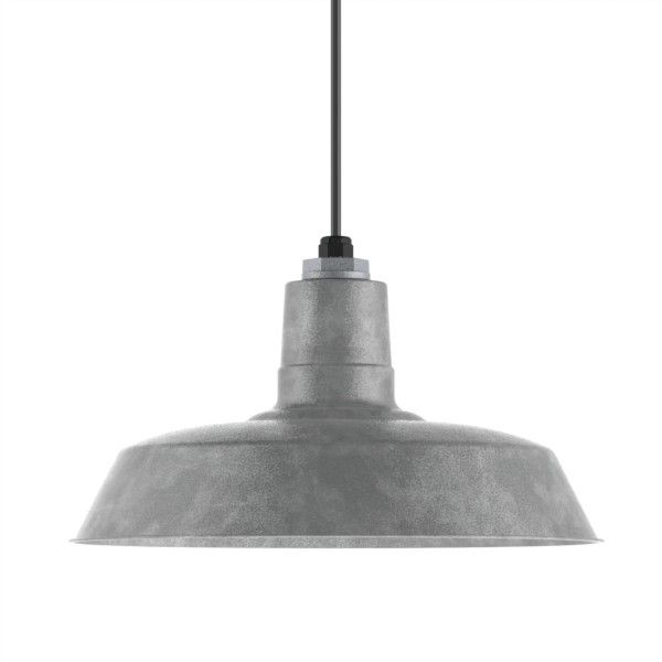Original Warehouse Pendant Light: An American-made Design That's Almost 100 Years Old, The