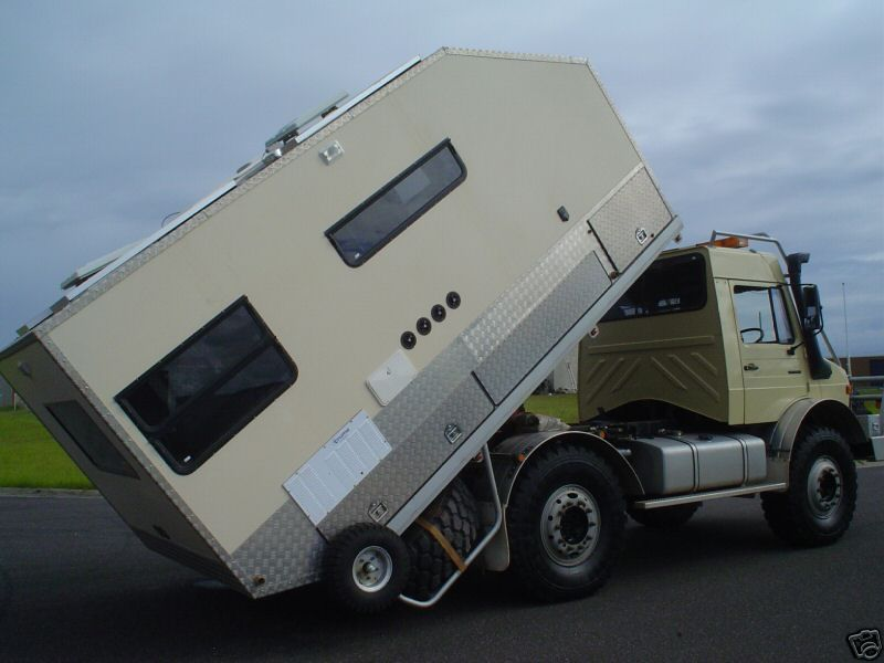 roro unimog adventure camper vehicles in containers pinterest camper expedition vehicle. Black Bedroom Furniture Sets. Home Design Ideas