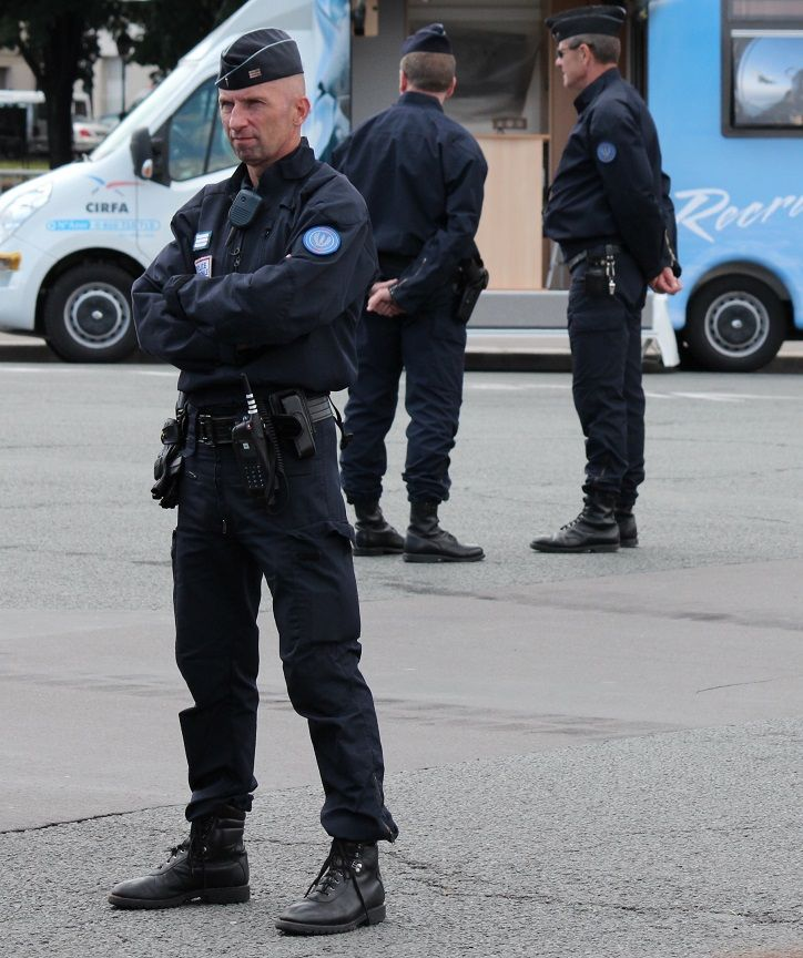 compagnie r publicaine de s curit crs police nationale france polices gendarmeries. Black Bedroom Furniture Sets. Home Design Ideas