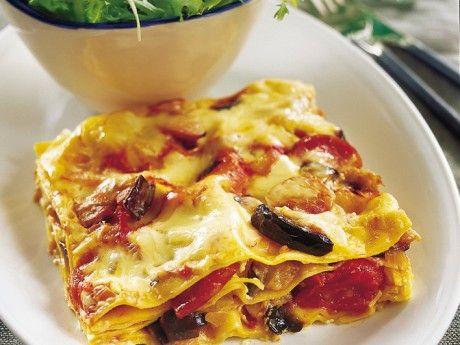 allt om mat lasagne
