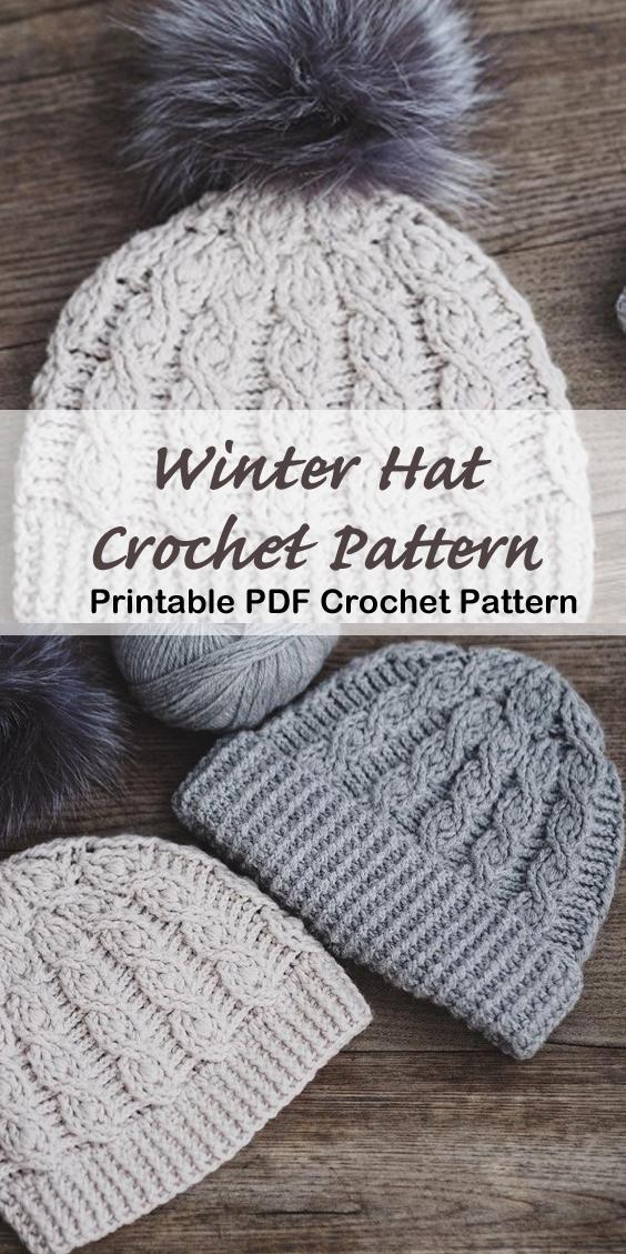 Crochet Hat Patterns – Winter Hat Pattern Tips