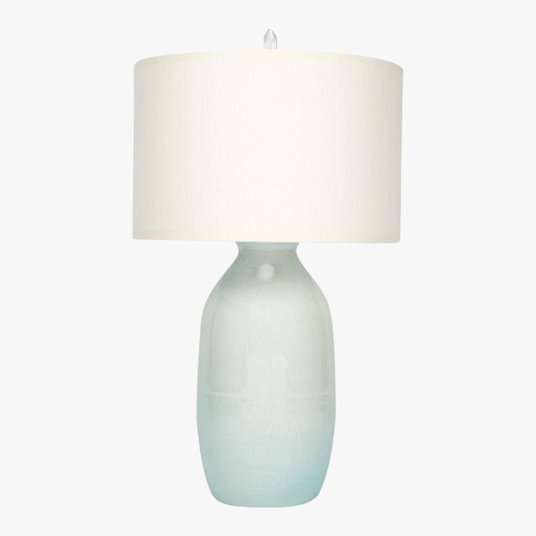 Alys Pale Aqua Ceramic Lamp Shop Table Lamps Ceramic Lamp