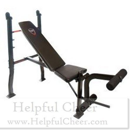 cap barbell standard weight bench - at - 0153 - your online sports, Powerpoint templates