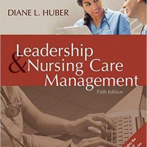 Test bank leadership and nursing care management 5th edition by test bank leadership and nursing care management 5th edition by huber fandeluxe Images