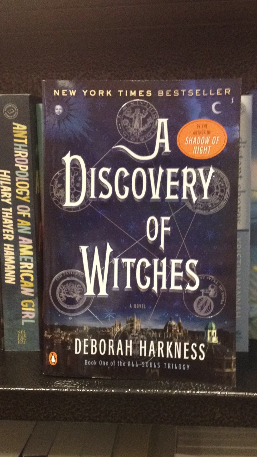 A discovery of witches by deborah harkness with images