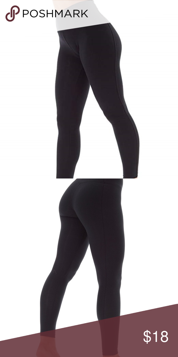 2466e98fa17 Bally Total Fitness Tummy Control Short Legging 89% cotton11% spandex Short  29