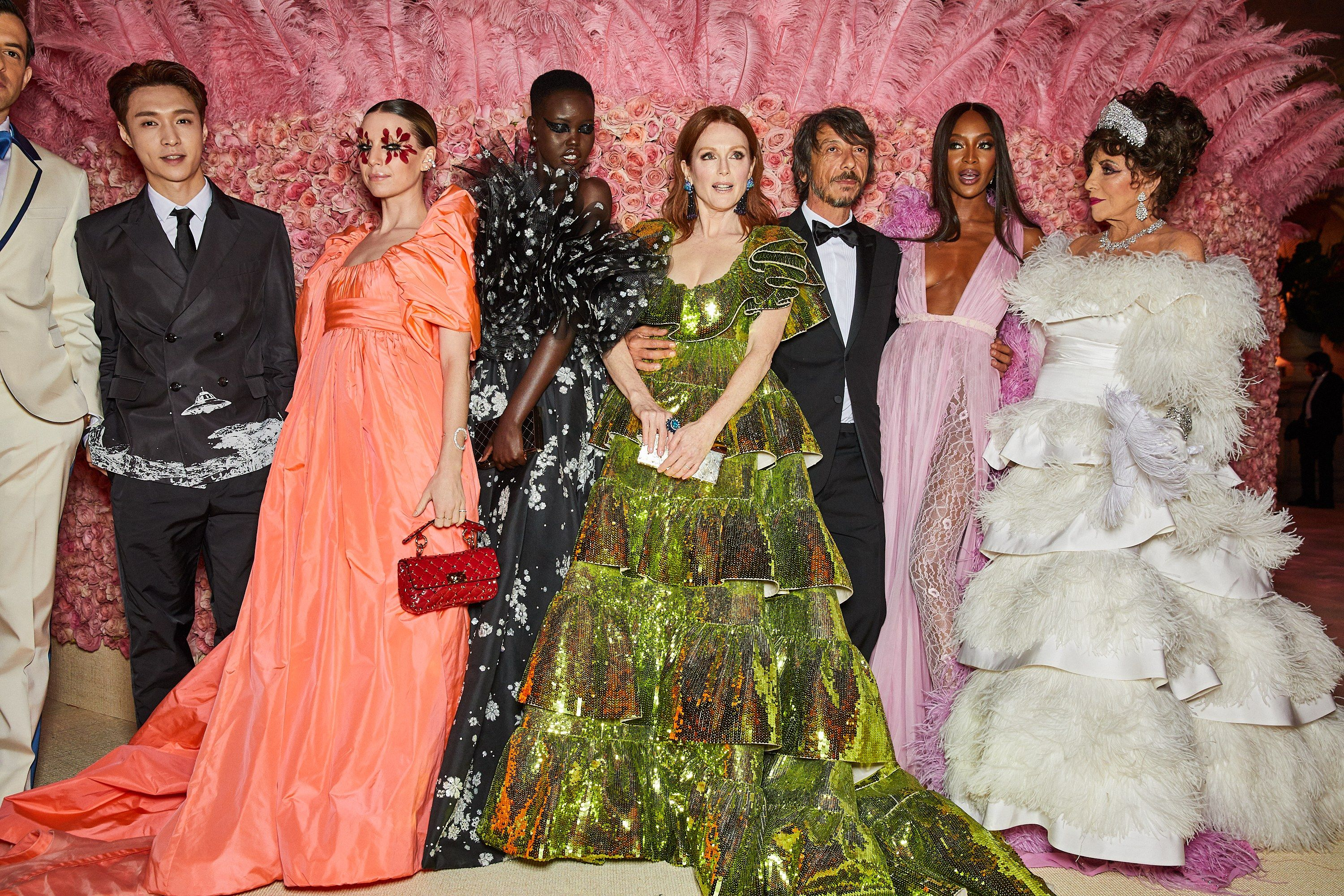 An Intimate And Eccentric Glimpse Inside The 2019 Met Gala Fashion S Biggest Night Met Gala Fashion Gala