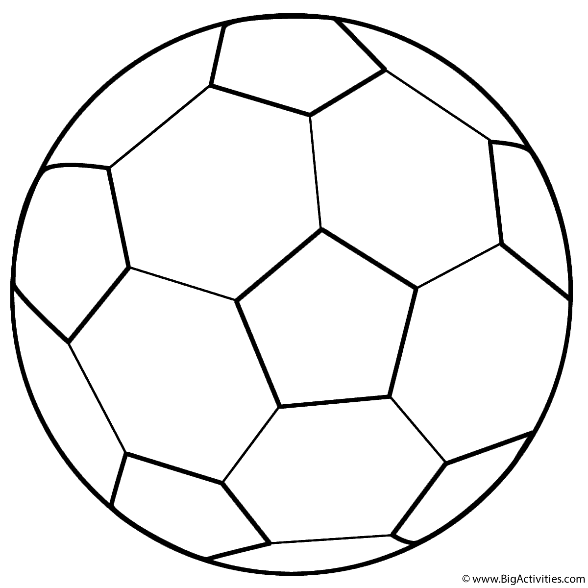 Soccer Ball Printable Father S Day Coloring Pages For Kids Soccer Ball Football Coloring Pages Soccer Crafts [ 1200 x 1200 Pixel ]