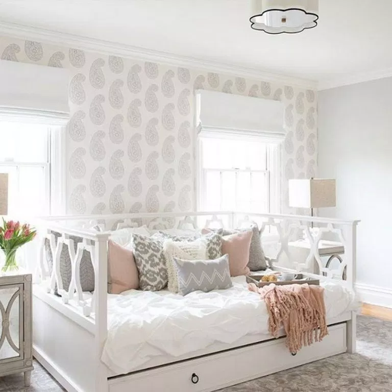 30 Mind Blowing Small Bedroom Decorating Ideas: 51 Cute Teenage Girl Bedroom Ideas That Will Blow Your