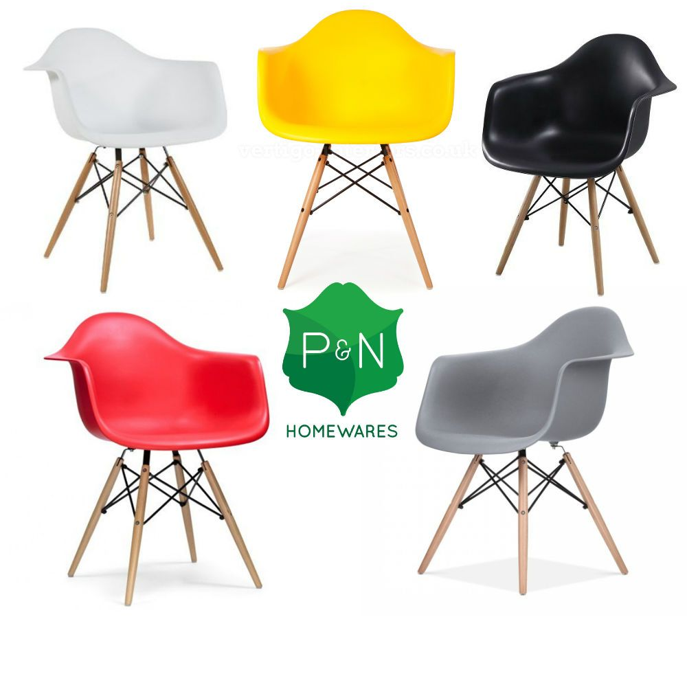 This Design Is Inspired By The Classic Eames Dsw Dining Height Side Chair Which Has Remained A Celebrated Furniture Classic Of Retro Chair Chair Modern Chairs
