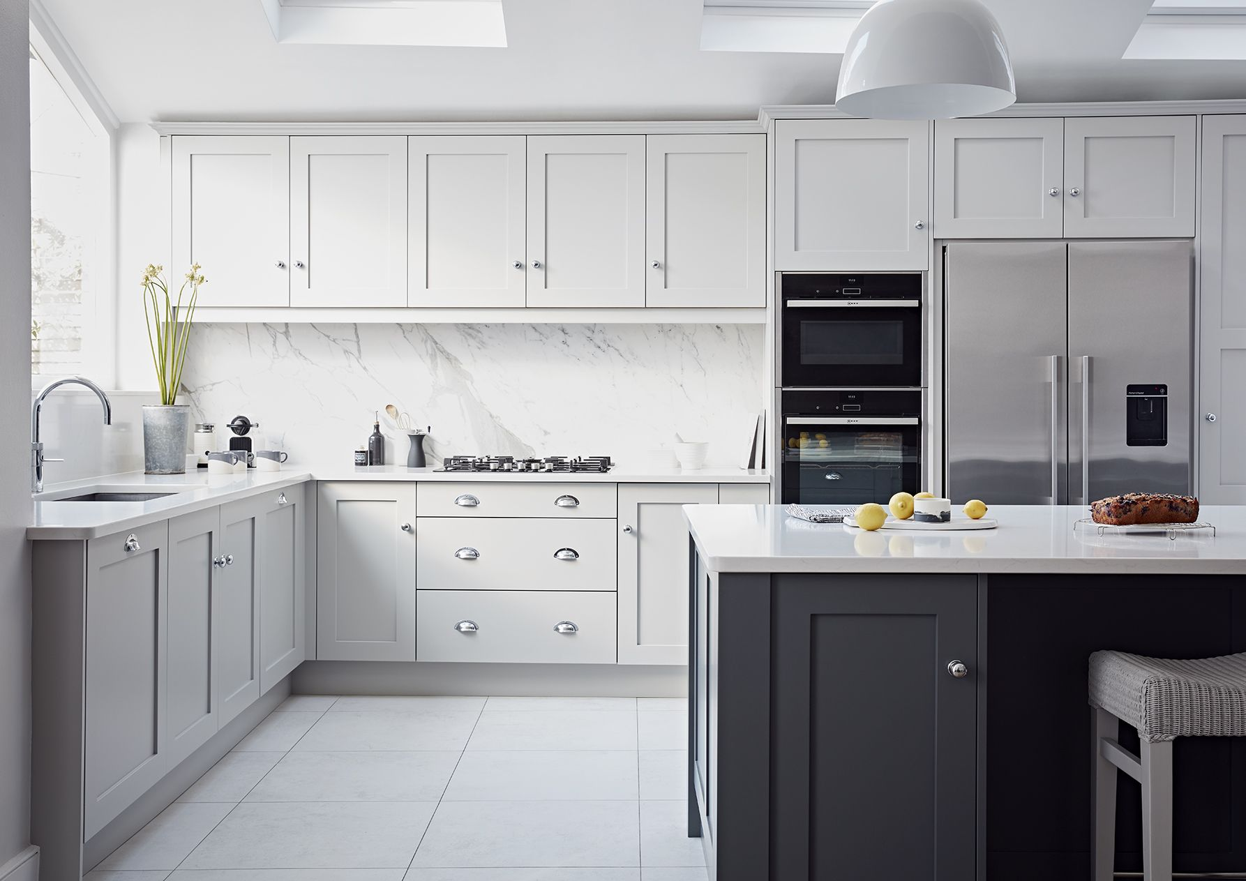 Timeless Original Shaker kitchen by John Lewis of Hungerford. A ...