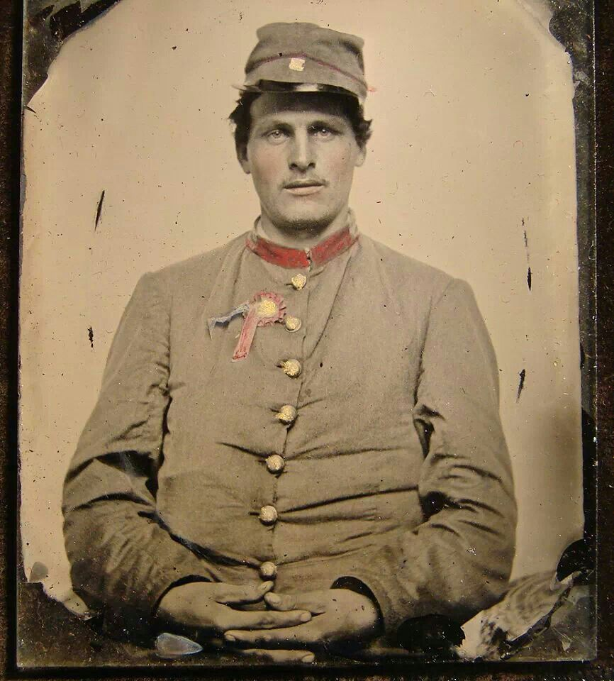 Civil War Soldier Pictures 20