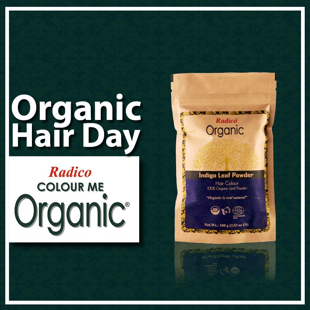 Organic Hair Color dye for Natural and safe hair coloring. It is ...