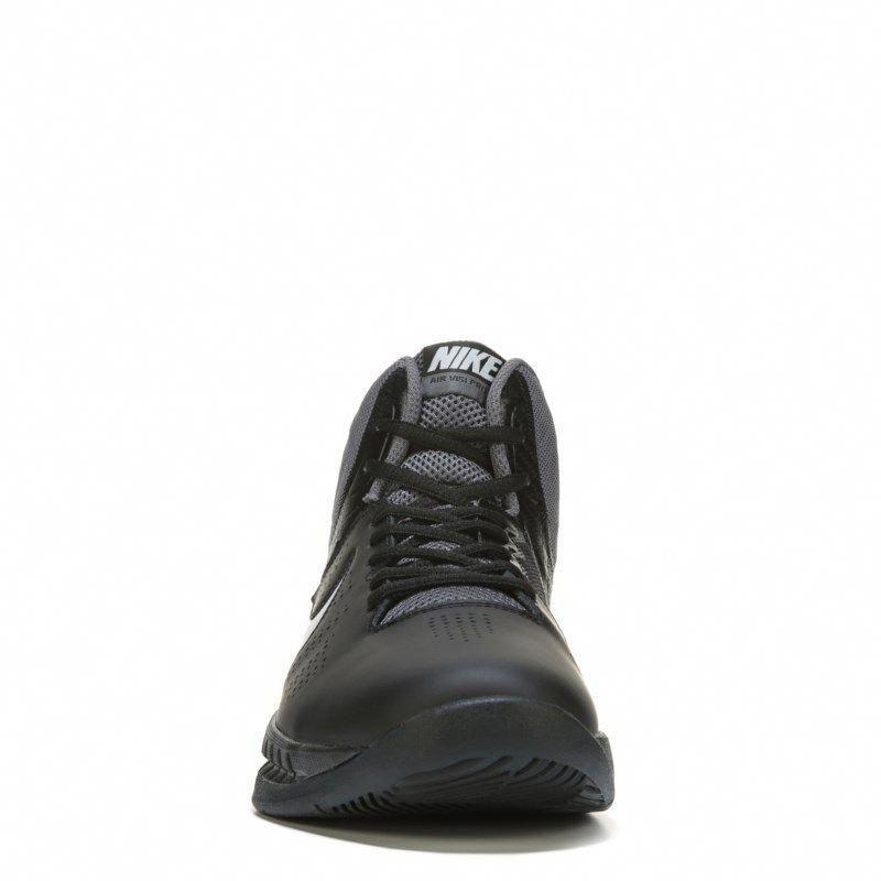 new arrival 911d7 36234 Nike Men s Air Visi Pro VI Basketball Shoes (Black White)  probasketball