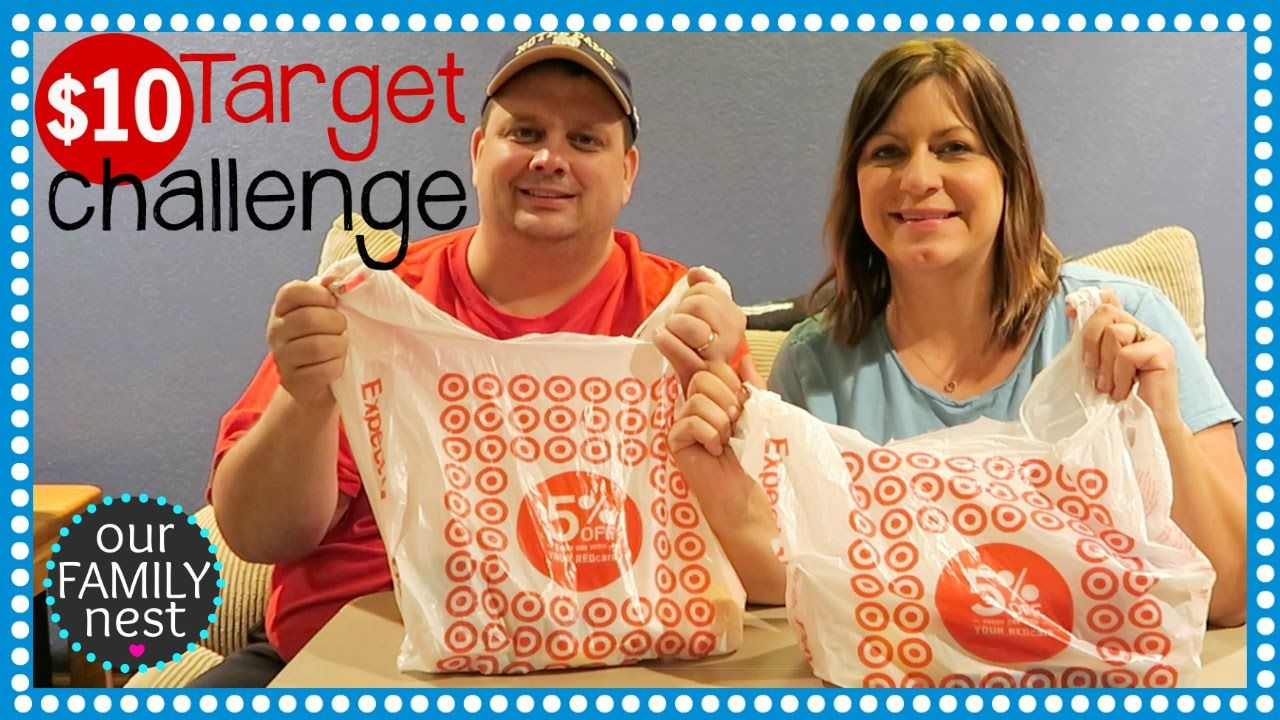 10 TARGET CHALLENGE COUPLES EDITION 10 things, Our