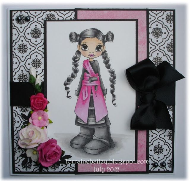 How cute!! ~ SC The Force Girl ~ (force girl) -