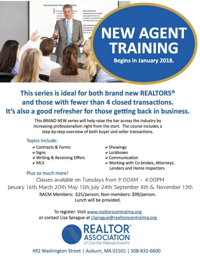 Are you interested in becoming a REALTOR? Join us at our ...