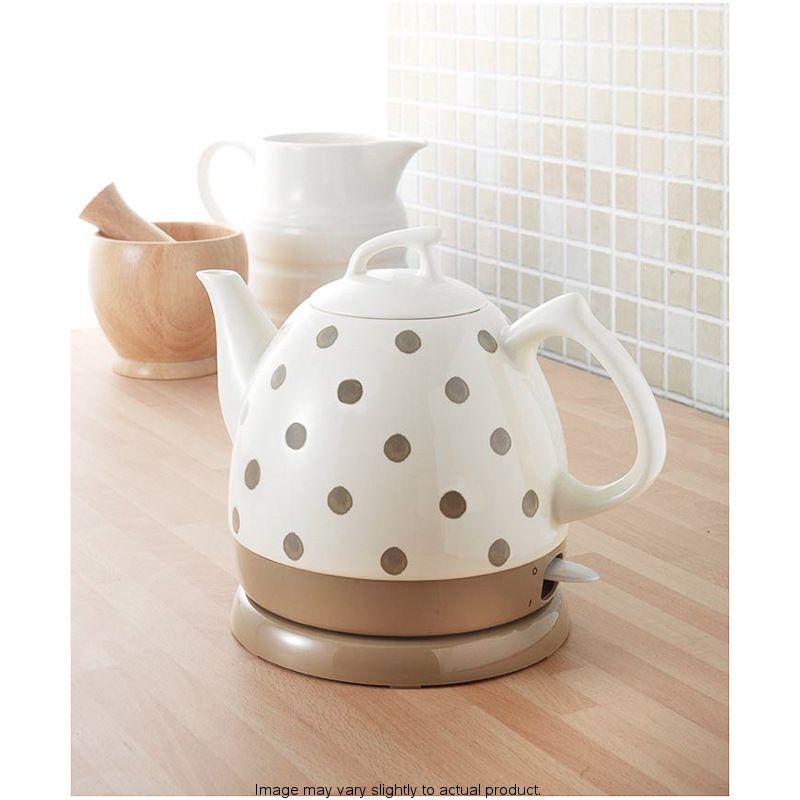 Prolex Ceramic Kettle Amp Tea Pot In One Tea Pots Kettle Tea