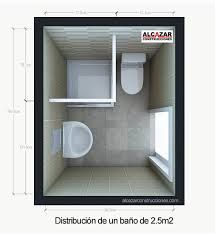 planos de cuartos de baño pequeños - Buscar con Google | Casa ...