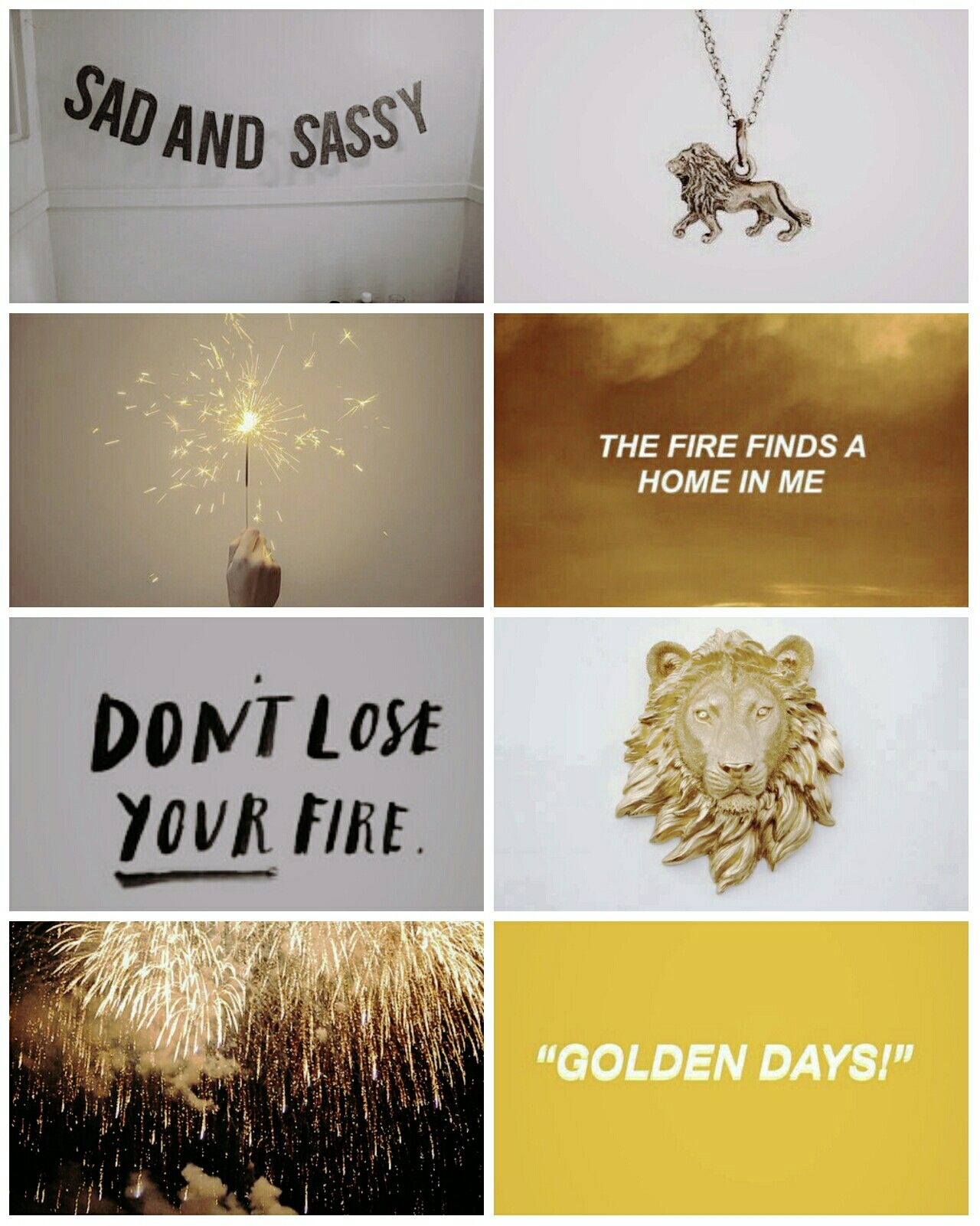 Leo Moodboard Pisces And Sagittarius Cute Date Ideas Aesthetic Collage