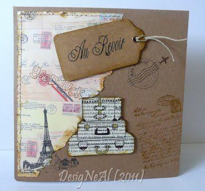 Bon Voyage With Images Bon Voyage Cards