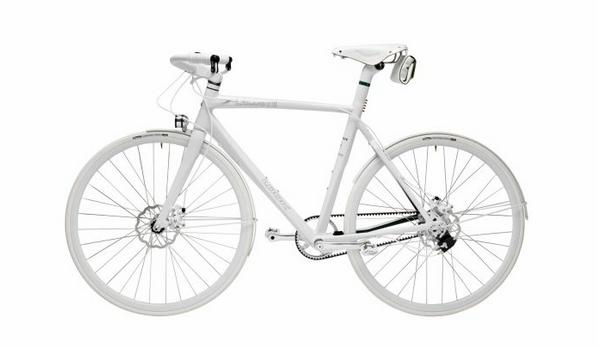 Velo Lacoste Blog Deco Design White Bike Lacoste Bicycle