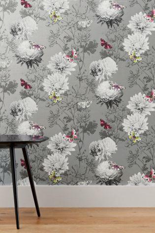 Buy Geo Wallpaper from the Next UK online shop | wallpaper ...