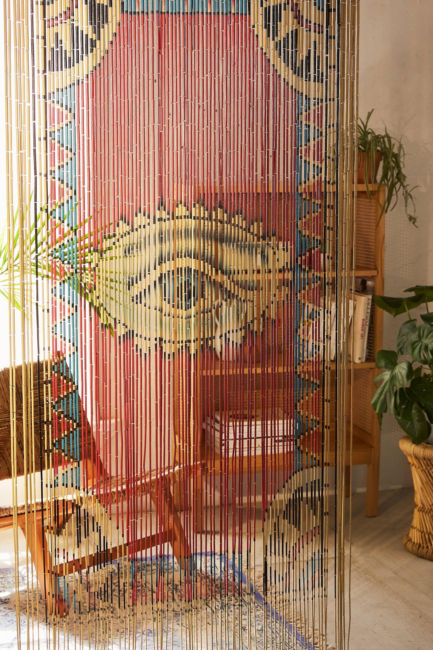 Eye Bamboo Beaded Curtain Bamboo Beaded Curtains Beaded