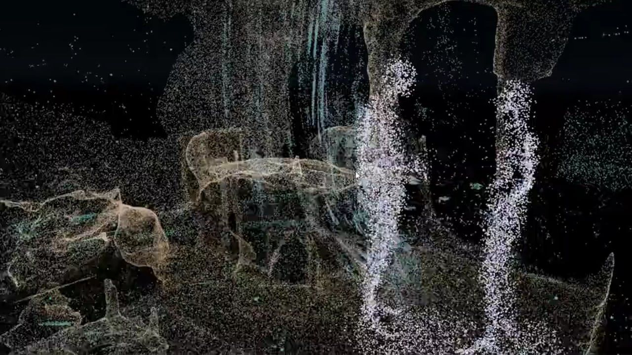 Making Of The Palimpsest On Vimeo With Images Interactive