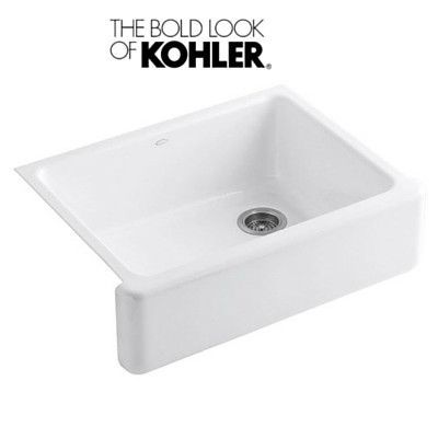 Kohler Whitehaven K 6487 0 30 Farmhouse Sink Farmhouse Sink Kohler Whitehaven Sink