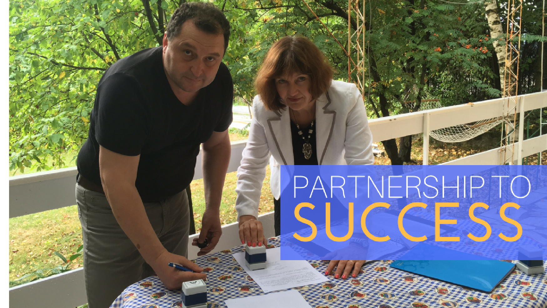JPC LTD is committed to the long-term partnership and have a invested interest in ensuring Bulgarian Representative Agency is successful and continues to grow. A partnership to SUCCESS!