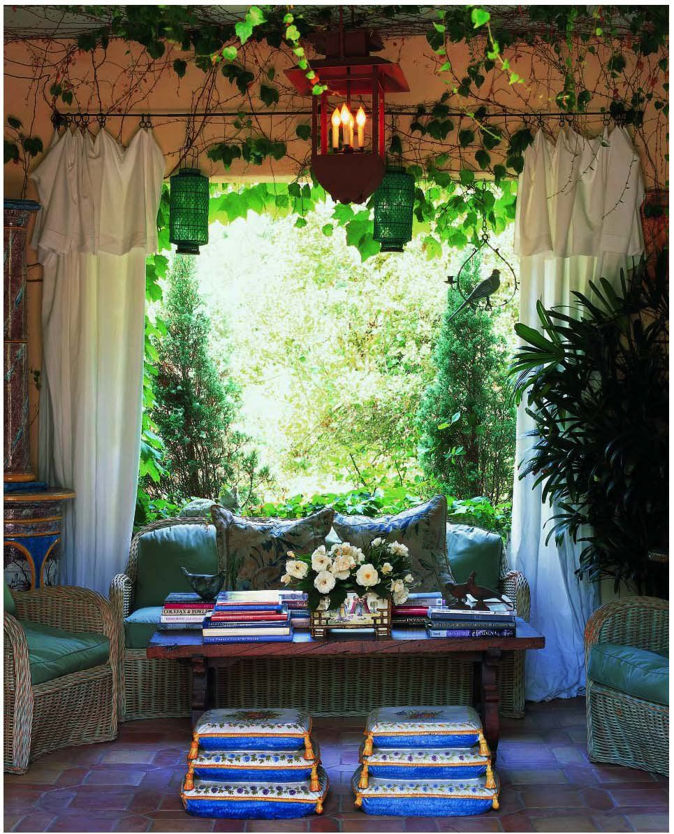 36 Gorgeous Outdoor Rooms - Outdoor Room Decor Ideas