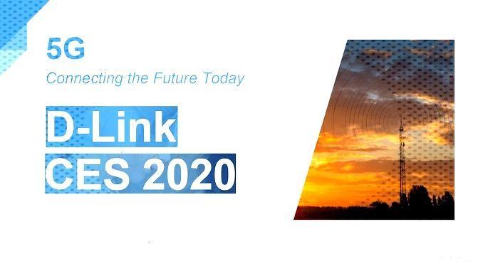 D-Link Introduces 5G Gateway Solutions -
