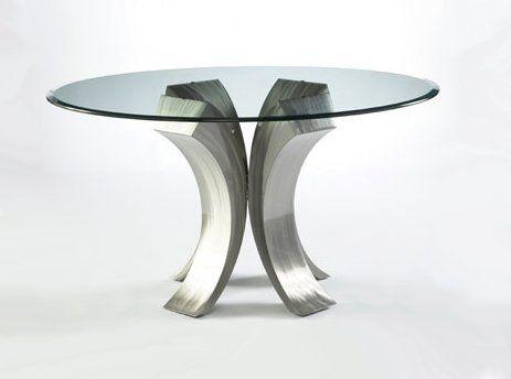 Matrix Dining Table Base Quad Red Ginger Home Design