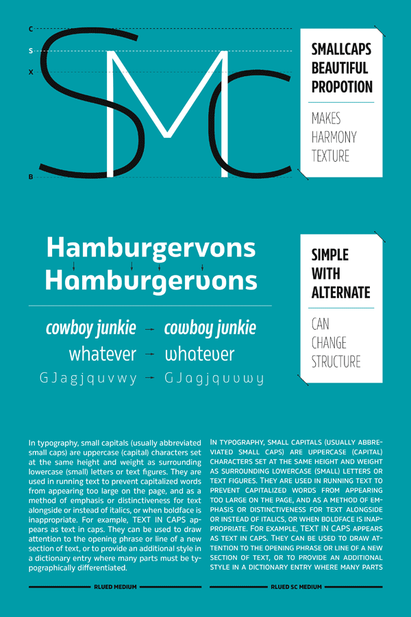 Rleud Font Family From Stawix Typography Fonts Font Family Typography