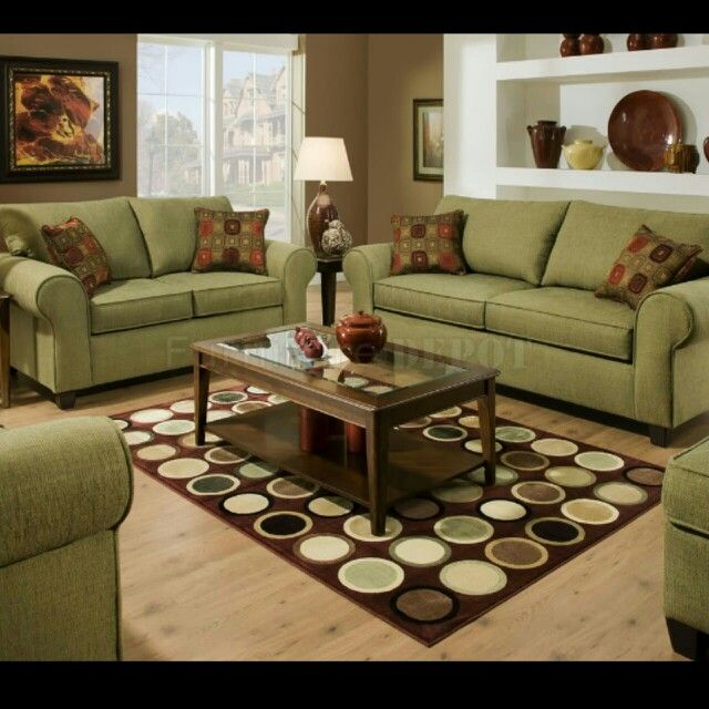 Olive Green Green Furniture Living Room Brown Living Room Decor Living Room Green