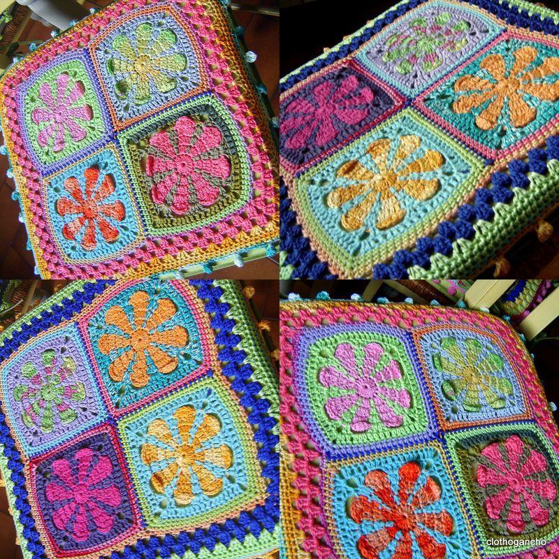 Gitaneries Suite Gitanerias Continuacion Clothogancho2 Dessus De Chaise Torchons En Crochet Crochet Motifs