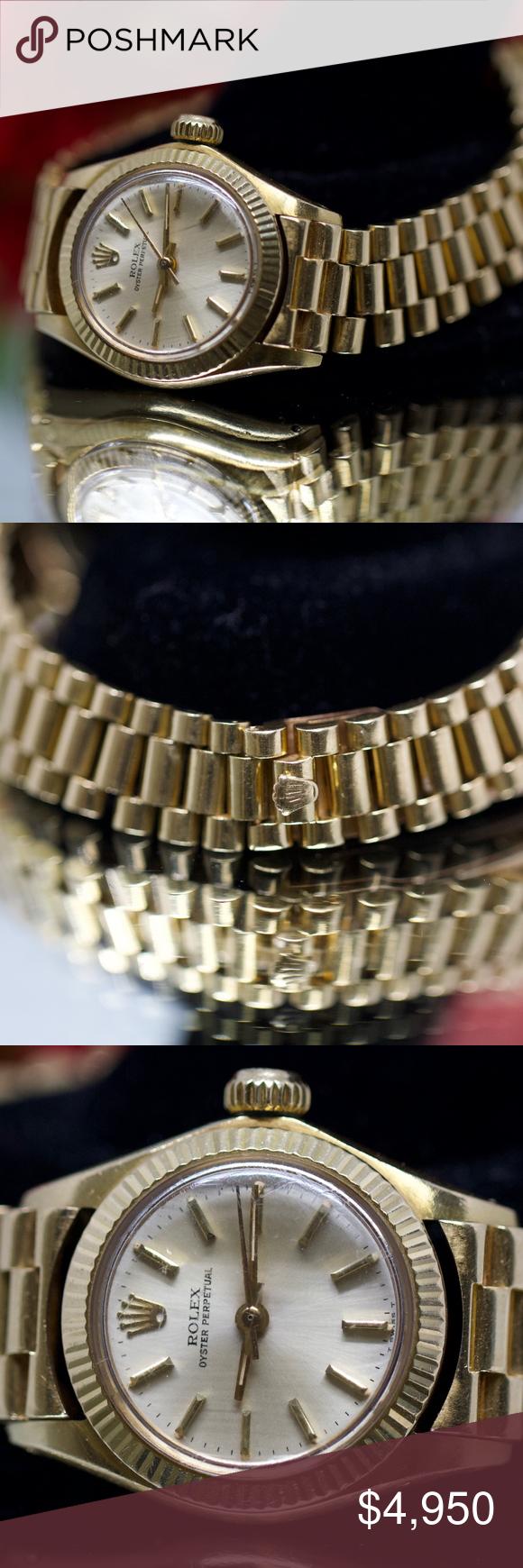 Rolex Ladies Datejust President 18k Gold 26mm Rolex Ladies Datejust President 18k Gold 26mm Papers Included Rolex Accessories Watc Rolex Bracelet Box 18k Gold